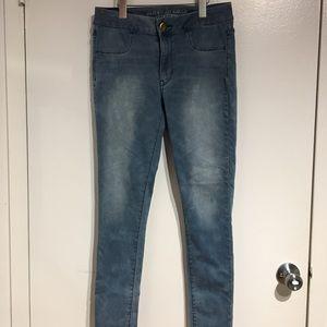 Super super strech extreme legging jeans